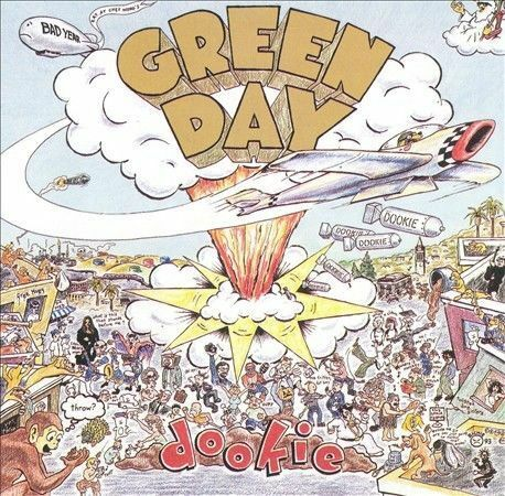Dookie by Green Day (CD, Jan-1994, Reprise)
