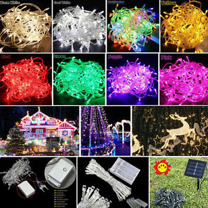 2-100M-LED-Battery-Solar-Fairy-String-Light-Outdoor-Wedding-Christmas-Party-Lamp