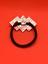 Women-Crystal-Silver-Plated-Rhinestone-Hair-Band-Ponytail-Holder-Hair-Accessory 縮圖 5