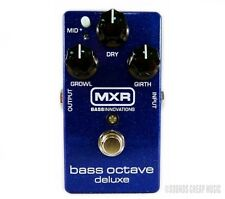 New! MXR M-288 Bass Octave Deluxe Effects Pedal M288 - Free US 48 Shipping!