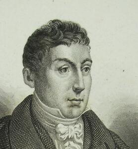 Antique-print-Gilbert-du-Motier-Marquis-de-La-Fayette-c1850-Fath-Ballin