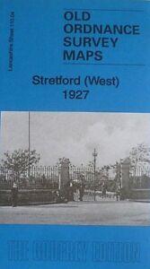 Old-Ordnance-Survey-Maps-Stretford-West-Lancashire-1927-Sheet-110-04-Brand-New