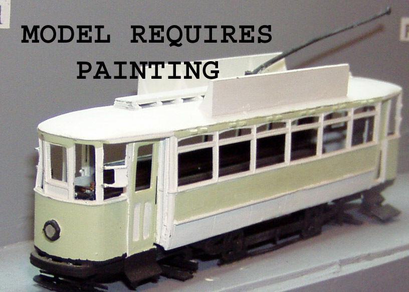 primera vez respuesta P&d Marsh Galga de Oo Pw11 Pw11 Pw11 Tividale Tranvía Kit Requiere Trabajo de Pintura  popular