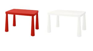 Tavolo Bambini Ikea.Dettagli Su Tavolo Per Bambini Tavolino Da Giochi Dipingere Bimbi Mobile Asilo Ikea Mammut
