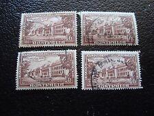 AUSTRALIE - timbre yvert et tellier n° 180 x4 obl (A03) stamp australia
