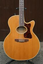 Reduced Flagship Guild Westerly Usa Electro Acoustic Guitar F65ce Late 90s Case Acoustic Electric Guitars