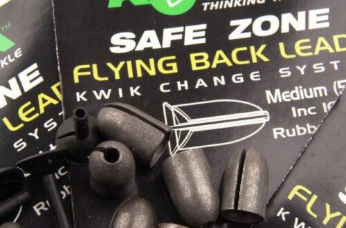 Korda Safe Zone Flying Backleads Absenkblei Back Lead verschiedene Gewichte