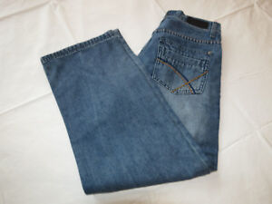 boys O/'Neill dark jeans denim tacoma 12 W26 NEW relaxed