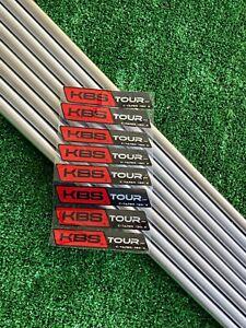 KBS-C-Taper-130-X-Stiff-Shafts-Certified-Dealer-3-P-8-Pieces-355-Taper-Tip