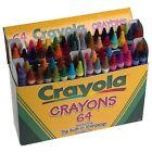 Crayola 64pk Regular Crayons W Sharpener 52 0064