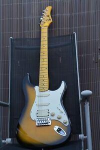 E-Gitarre-Super-3-Stratocaster