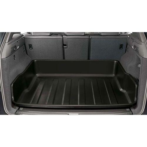 Audi q5 sq5 cuarto de equipajes bañera original maletero transporte tina de protección 8r0061170