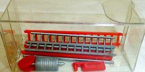 Pompiers-accessoires-Mesureur-EUROMODELL-20099-h0-1-87-OVP-GA-5-a