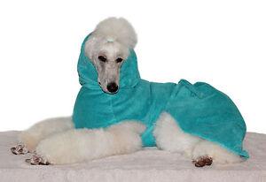 Microfaser-Bademantel-fuer-Hunde-Badetuch-fuer-Hunde-Hundebademantel