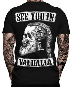 See-you-in-VALHALLA-T-Shirt-Thor-Vikings-Ragnar-Odin-Wodan-Wikinger