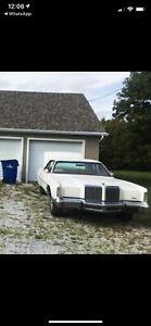 1978 Chrysler newyourk