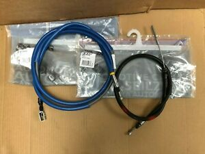 CITROEN C8 Cable de freno de mano izquierda o derecha 2.0 2.0D 2006 Freno De Mano Estacionamiento Nuevo