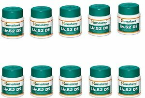 10x60 Tablet Himalaya Liv.52 DS EXPIRY APR 2021 free shipping (best price)