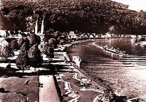 1964 Gelaufen Ansichtskarte Die Perle Des Mains Radient Miltenberg