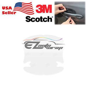 1pc 3m Scotchguard Clear Door Handle Paint Scratch