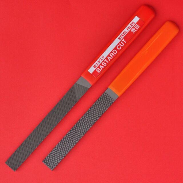 TSUBOSAN File rasp dual sides for iron or wood smooth bastard cut TK1 TM1 Japan
