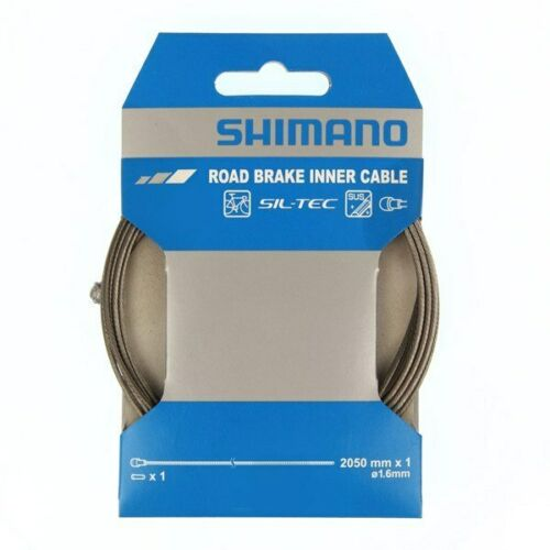 Shimano Brake Cable Road Bike SIL-TEC Inner Steel Wire Single