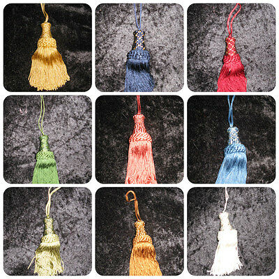 New Season Cushion & Curtains 10cm Key Tassels £2.99 - Free Uk Post Reputatie Eerst