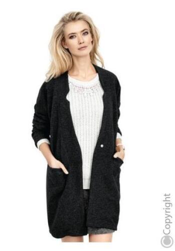 Abrigo-señora abrigo-indoormantel-moderno oversized-look nuevo