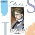 Sibelius: The Symphonies Super Audio Hybrid CD (CD, Sep-2015, 3 Discs, BIS (Sweden))