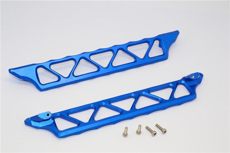 Seite spur seite metall unterbodenschutzblech pedal lokomotive fr 1   5 traxxas x-maxx xmaxx