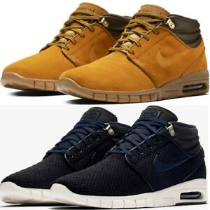 5a686a8f1fd8 Nike SB Stefan Janoski Max Mid Men s Skateboarding Shoes Comfy ...