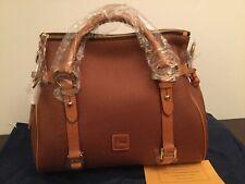 Dooney & Bourke NEW Dillen Small Satchel. Style 4P980 (Tan).