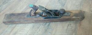 Antique-Bailey-Stanley-Plane-No-31-Transitional-Wood-amp-Metal-Woodworking-Tools