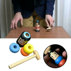 Halloween-Sale-Funny-Unbreakable-Wooden-Magic-Toy-The-Wooden-Stubborn-Man-Toy