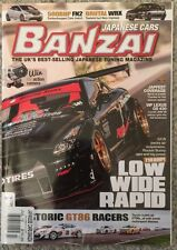 Japanese Cars Banzai Low Wide Rapid Vip Lexus July 2015 FREE SHIPPING!