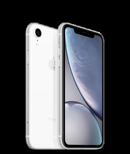 Apple iPhone XR A1984 64GB (White) - Verizon Smartphone - NICE