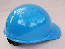 New Listingmsa Skullgard Hard Hat Helmet Fiberglass Construction Msa Fast Trac 3 Susp