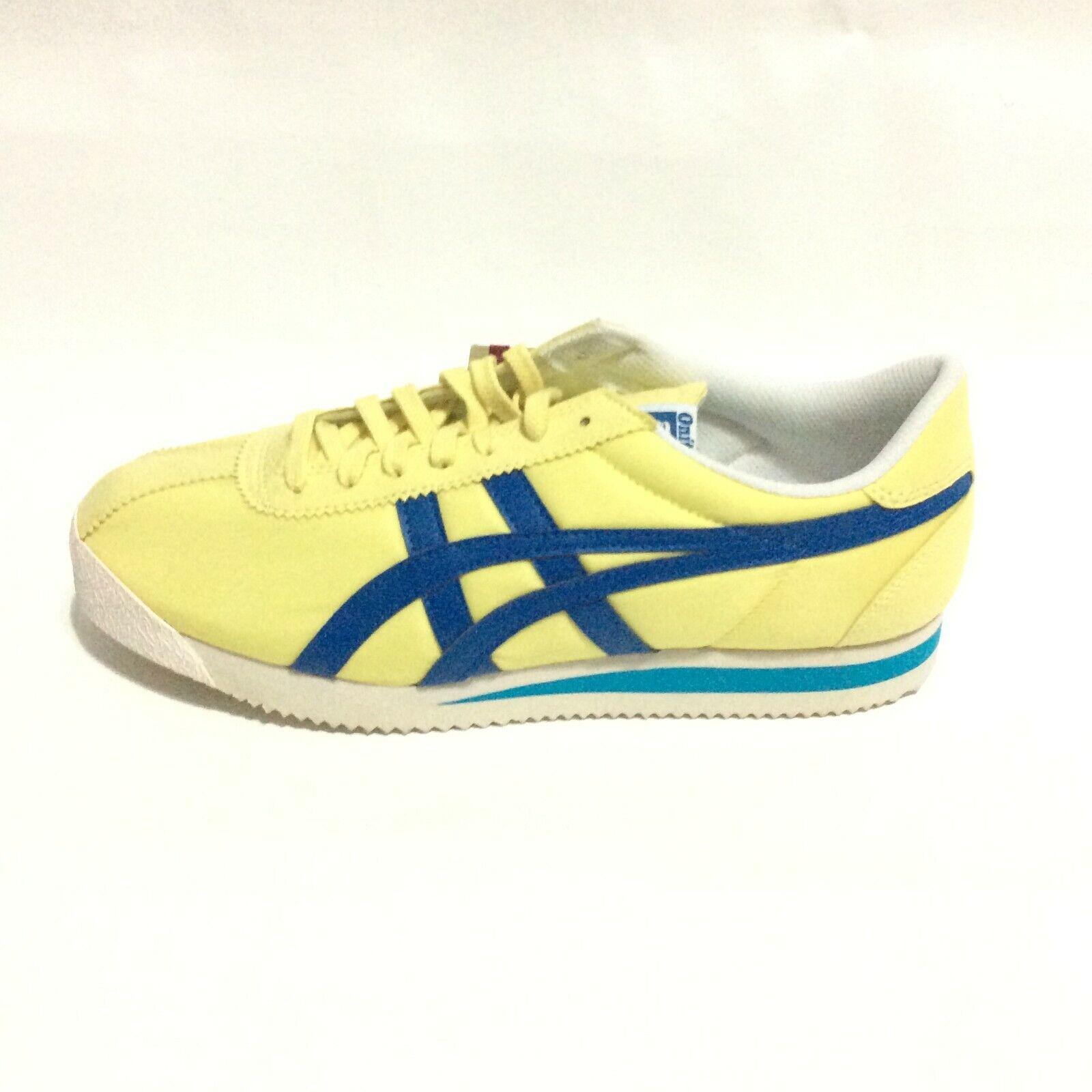 Asics Onitsuka Tiger Corsair Shoes D747N Blue Bruce Lee Style ...