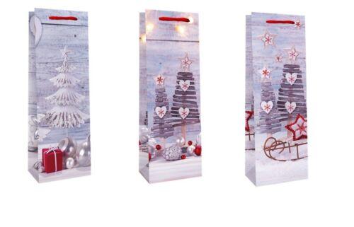 12//24//48//96 Flaschentüten Weihnachtstüten Geschenktüten Weihnachten 2203 B2