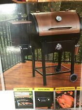 Pit Boss Classic 700 sq. in. Wood Fired Pellet Grill w/ Flame Broiler 8 in 1 NEW