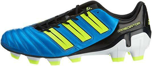 Adidas botas De Fútbol Fútbol americano Raro Retro-Adipower Projoator Trx-Azul verde