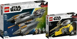LEGO-Star-Wars-75286-75281-Grievous-Starfighter-Anakins-Jedi-VORVERKAUF-N8-20