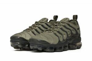 63612d8efb4 Nike Air VaporMax Plus TN AT5681-001 Dark Stucco 100%AUTHENTIC Men ...