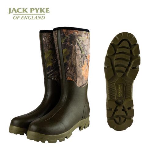 Agua Neopreno Jack Caza Pyke Wellington Ashcombe Hunter Botas De qxY76Un