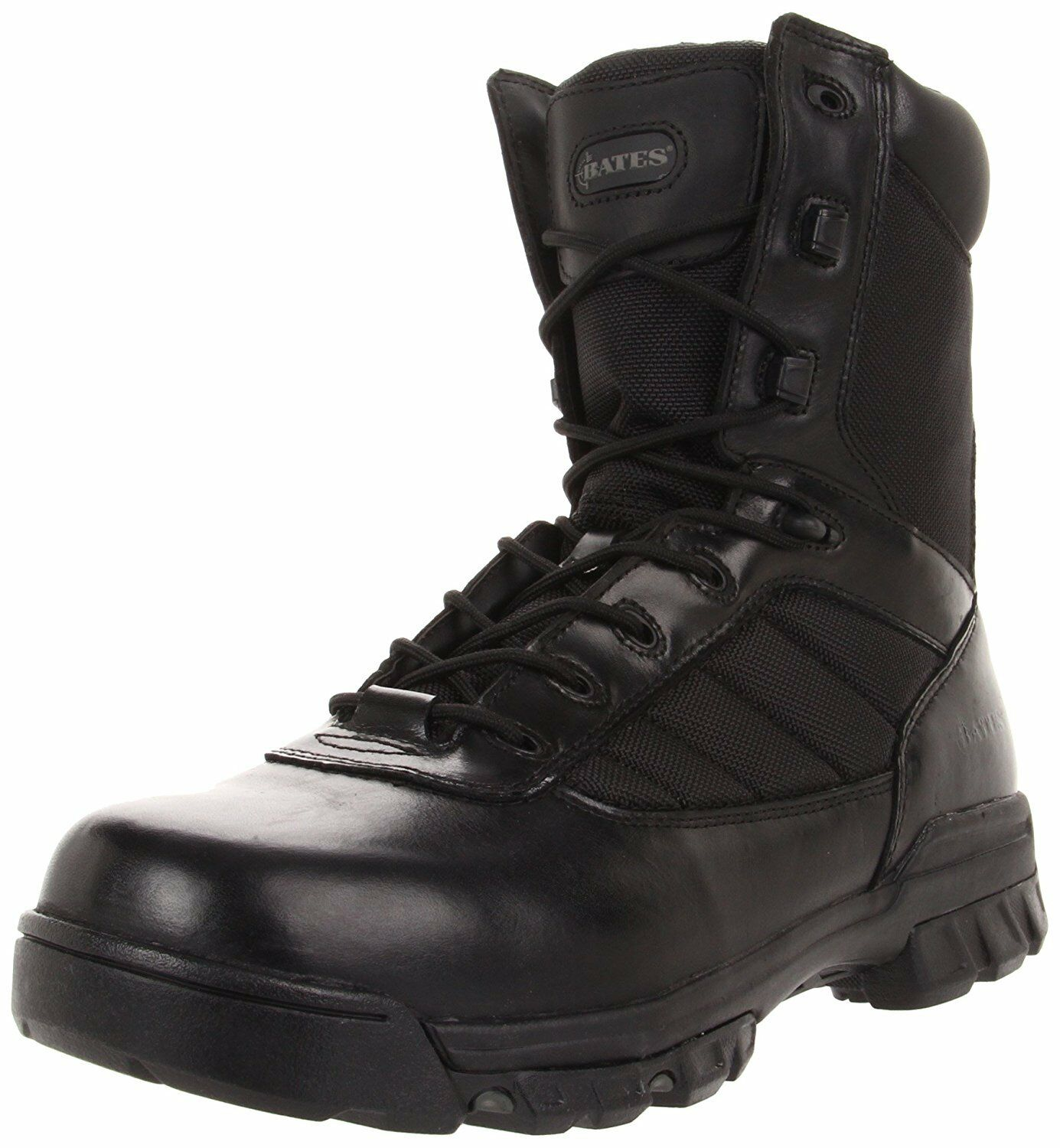 Bates Uomo Ultra-Lites 8 Inches Inches Inches Tactical Sport Side Zip Work avvio,nero,11 M US 2af53b