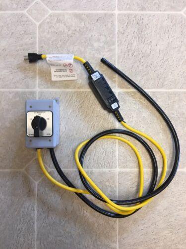 Off Lower Control Boat Hoist Lift Motor Locking Rotary Cam Drum Switch Raise