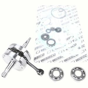 Wiseco-Bas-Fin-Vilebrequin-Kit-2004-2007-Suzuki-RM125-Joints-Roulements