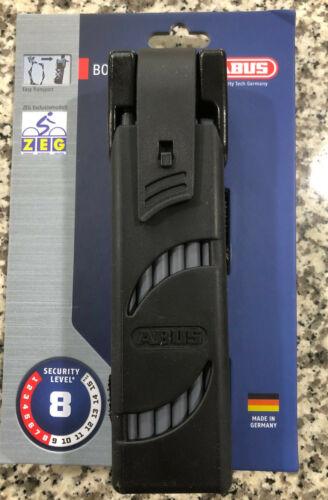 ABUS Bordo 6300//90 faltschloss 90 cm portée sécurité niveau 8 avec Sac Nouveau