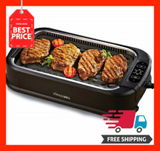 Scanpan Classic Double-Burner Grill Griddle 47231200