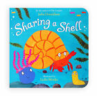 Sharing a Shell by Julia Donaldson (Board book, 2007)